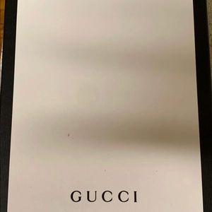 Green Gucci Slides